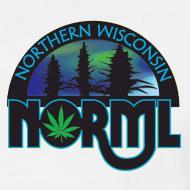 Design ~ Northern WI NORML Longsleeve Tshirt