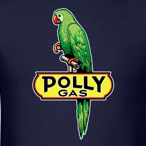 Polly Gas - Men's T-Shirt