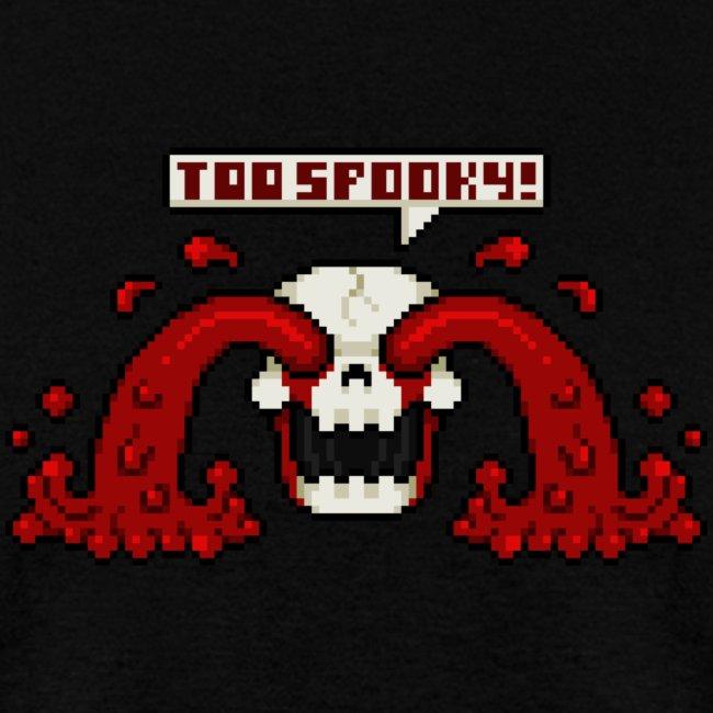 Pops, the Hyper-Realistic Blood-Spewing Skeleton!