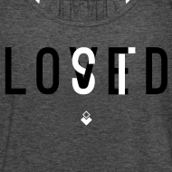 Design ~ LOVED & LOST - Womens T-Shirt