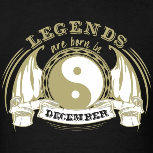 Born in December