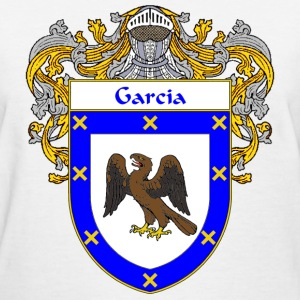 Garcia Coat of Arms/Family Crest - Women's T-Shirt