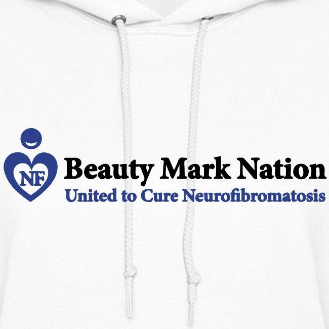 Beauty Mark Nation Women's Hooded Sweatshirt