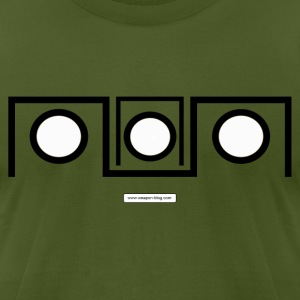 Sight Picture - Men's T-Shirt by American Apparel