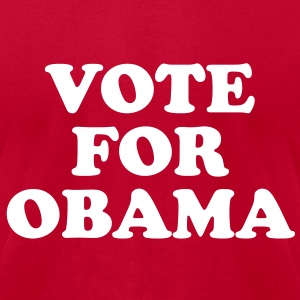 Vote For Obama - Vote for Pedro T-Shirts - Men's T-Shirt by American Apparel
