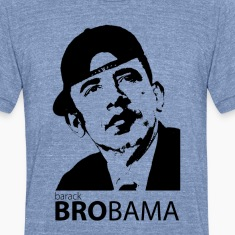 Men's BRObama Tri-color
