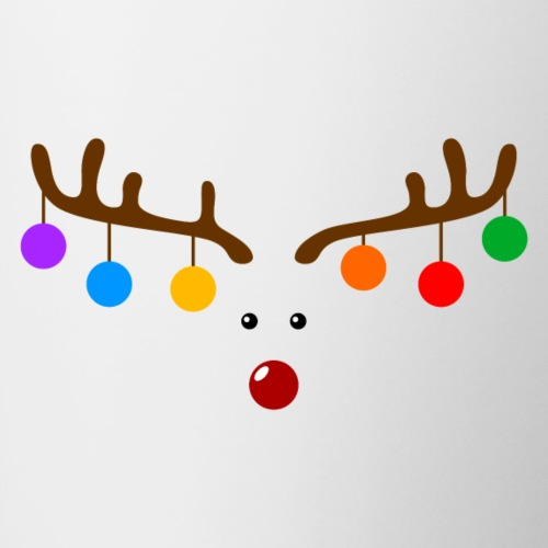 Funny Christmas Reindeer Antlers With Bulbs