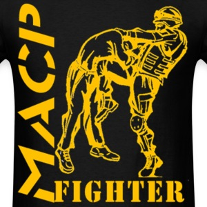 MACP KNee Fighter - Men's T-Shirt