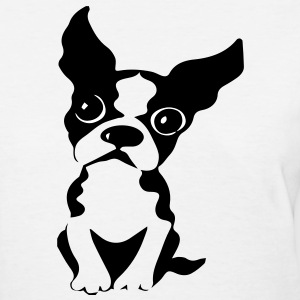 Boston Terrier - Women's T-Shirt