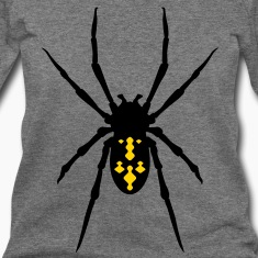 Spider Long Sleeve Shirts