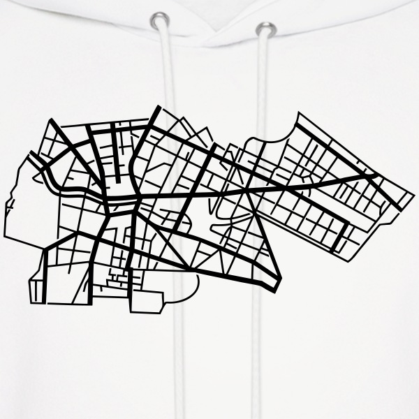 Map of Kreuzberg Berlin