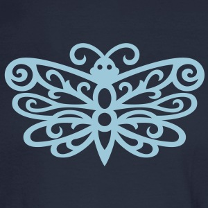 Butterfly Tribal Tattoo 5 Long Sleeve Shirts - Men's Long Sleeve T-Shirt