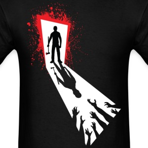Zombie killer - Zombie T-Shirt   - Men's T-Shirt