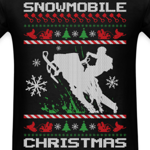Snowmobile Christmas