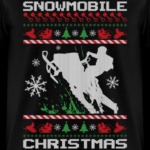 Snowmobile Christmas