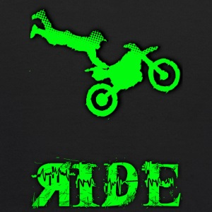 RIDE Motocross design Sweatshirts - Kids' Hoodie