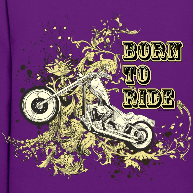 Born to Ride - Hoodie