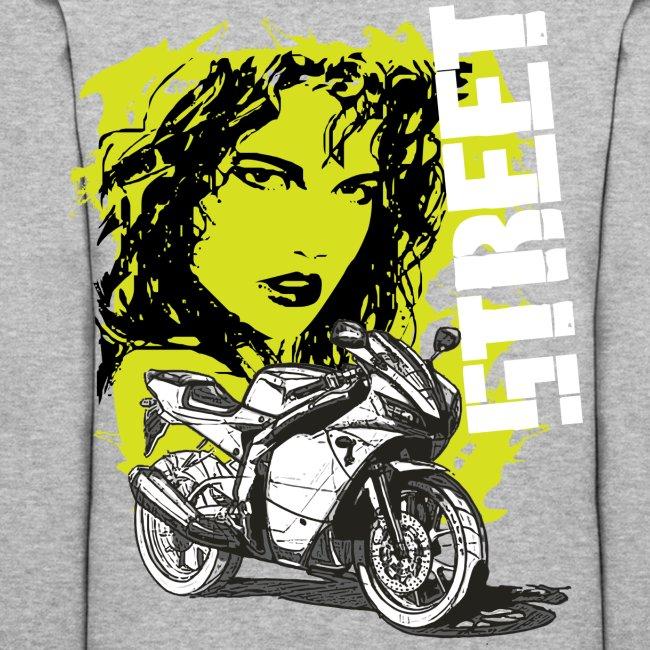 Street bike - Hoodie