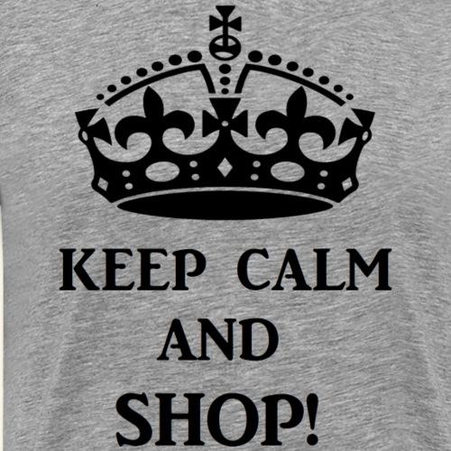 keep calm shop blk