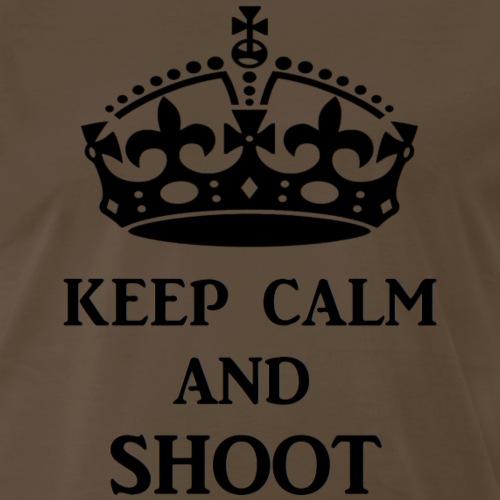 keep calm shoot