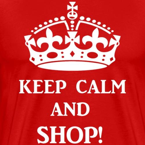 keep calm shop wht