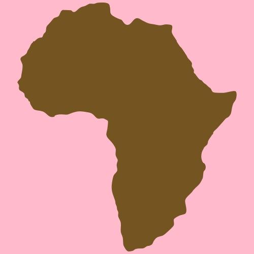 Red, Black & Green Africa Flag