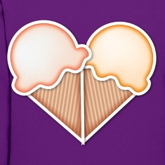 Love Ice Cream Women's T-Shirts