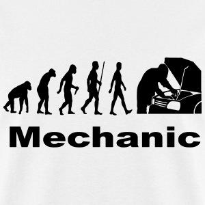 Human Evolution Mechanic