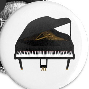 Grand Piano: Button - Large Buttons