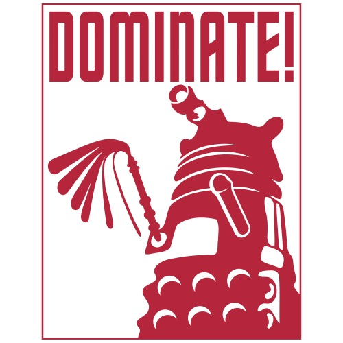 dalek dominate!