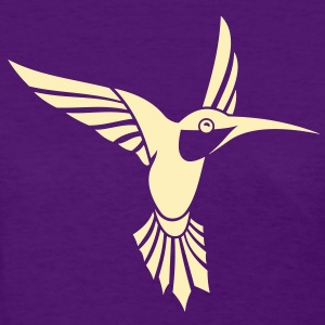Bird Tribal Tattoo 1 Women's T-Shirts - Women's T-Shirt