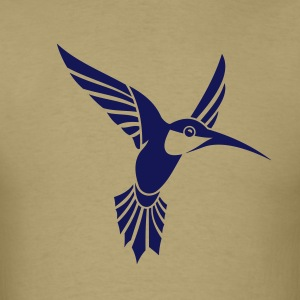 Bird Tribal Tattoo 1 T-Shirts - Men's T-Shirt