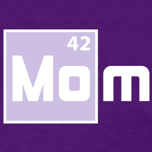 MOM - Mother Periodic Elements Design T-Shirt FW - Women's T-Shirt