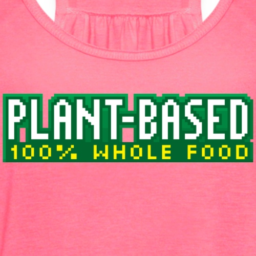 PLANT-BASED 100% Whole Food