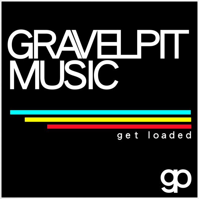 Gravelpit Music - Black