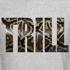 Trill - Snake Skin Long Sleeve Shirts