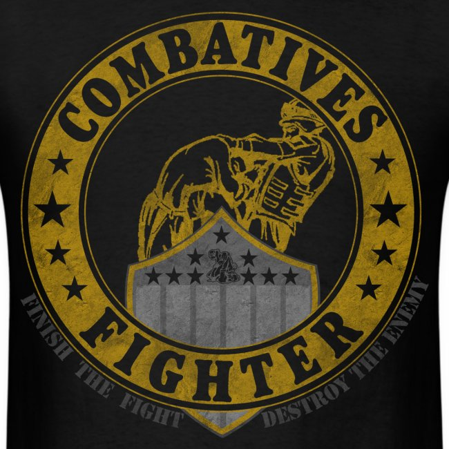 Combatives Fighter Patch