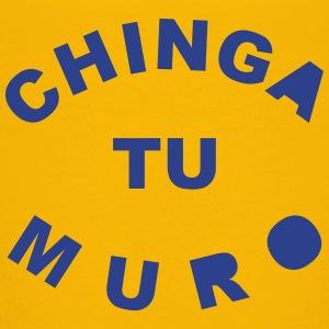Chinga Tu Muro 160610073