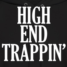 HIGH END TRIPPIN Hoodies