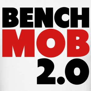 Bench Mob 2.0 Shirt T-Shirts - Men's T-Shirt