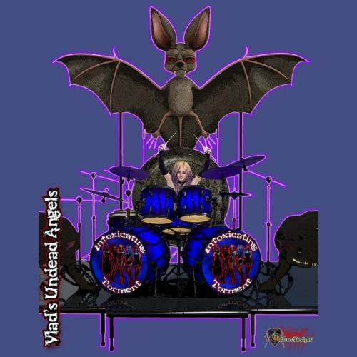 Juliette Vampire Drummer