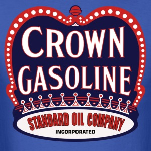 Crown Gasoline - Men's T-Shirt