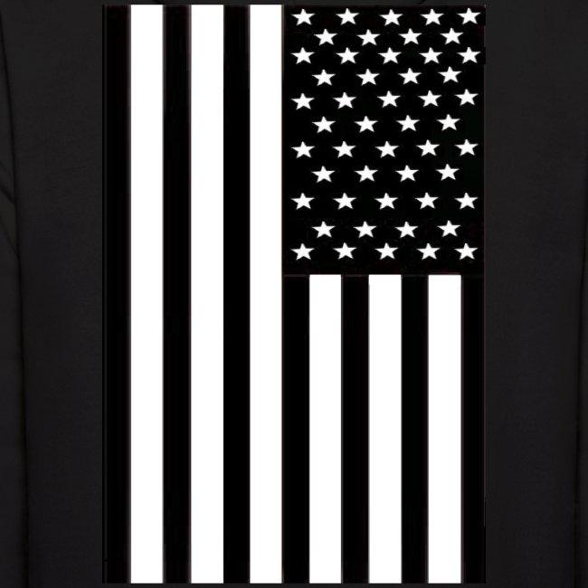 flag (back only)