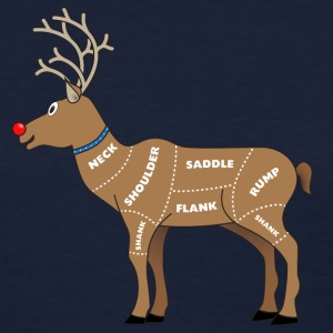 Reindeer Meat For Christmas Women's T-Shirts - Women's T-Shirt