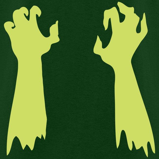 Glow Zombie Arms