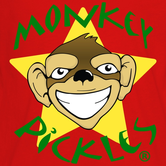 Monkey Pickles Kids Premium Long Sleeve T-Shirt