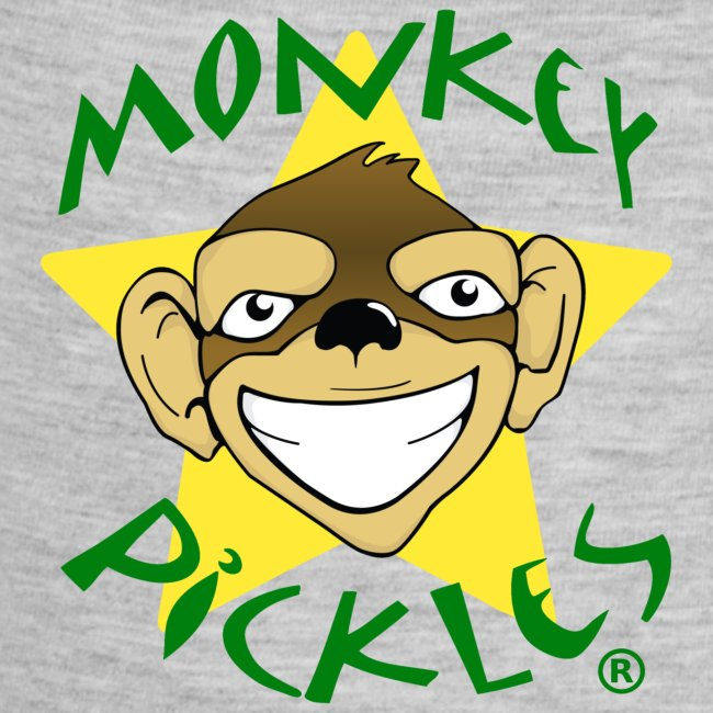 Monkey Pickles Baby Contrast One Piece