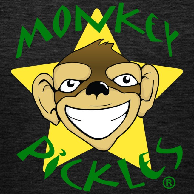 Monkey Pickles Kids Premium Hoodie