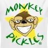 Monkey Pickles Long Sleeve Baby Bodysuit - Long Sleeve Baby Bodysuit