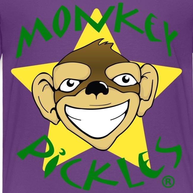 Monkey Pickles Toddler Premium T-Shirt